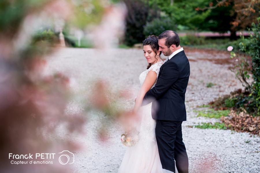 Le mariage de J&F au chateau d'Aubiac