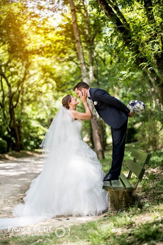 Souvent Photo-mariage-couple-2015-031 – Franck Petit photographe Agen SO03