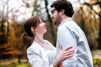Celia & Gaetan -Love session Agen