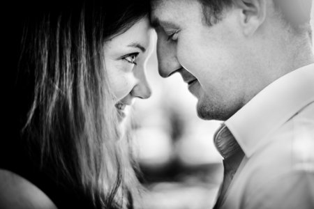 Carine & Julien - Séance engagement à Nérac