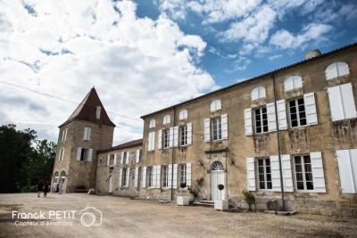 photographe Agen chateau Saint Loup