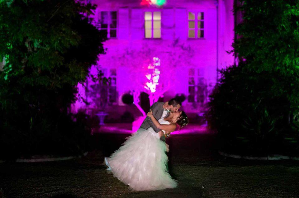 Laure & Aurélien - Mariage au château de Lassalle