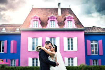 Mariage Château le Stelsia - Mathilde & Rémi