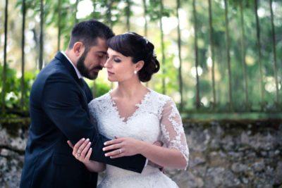 Virginie & Cédric - Mariage au château Saint Loup