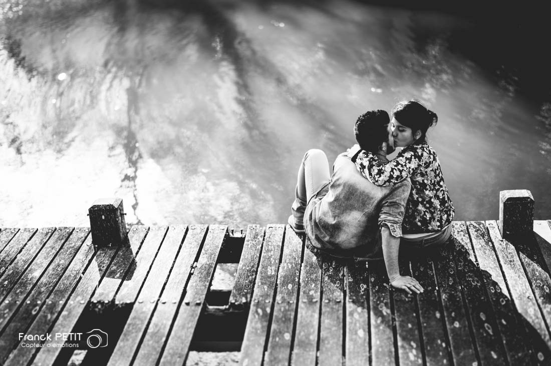 Adeline & Yannick - Love session près de Villeneuve sur Lot