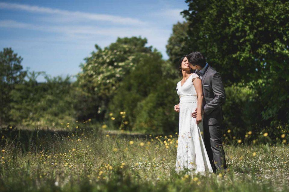 Eva & Cédric - Mariage Domaine de fompeyre