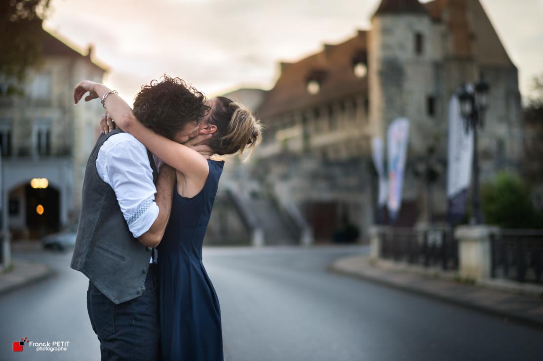 Laetitia & Vincent - Séance engagement à Nérac