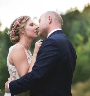 Karoliina et David : Mariage le 10 Juillet 2017