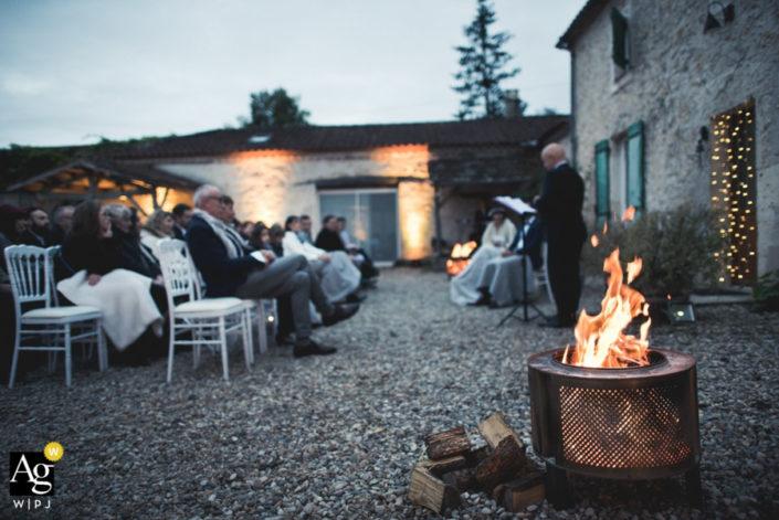 Franck Petit photographe agen mariage