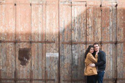 Elodie & Mickaël - Séance Engagement à Agen