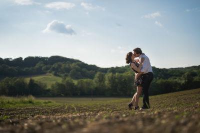 Emilie & Clement - Seance Engagement à Agen