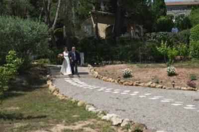 photographe mariage agen villa rouge