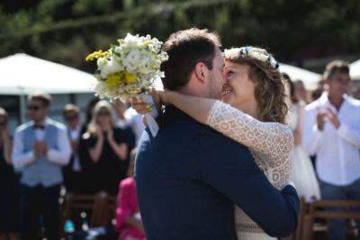 Franck Petit photographe agen mariage auberge ostape