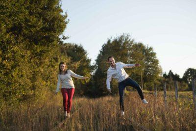 Seance engagement Agen 47 Greg et Delphine