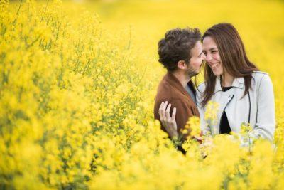 Karen & Mathieu - Seance engagement Lot et Garonne